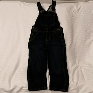 Wranglers Overalls toddler boys size 4T